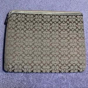 COACH Tablet Case with Zipper
